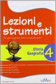 Voluntariadobaleares2014.es Lezioni e strumenti. Storia, geografia. Per la 4ª classe elementare Image