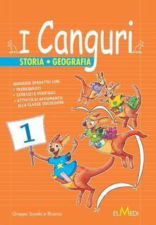 Osteriacasadimare.it I canguri. Storia geografia. Per la 1ª classe elementare Image