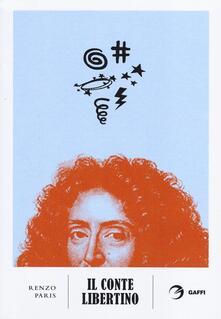 Il conte libertino - Renzo Paris - copertina