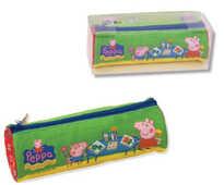 Cartoleria Astuccio portamatite tombolino Peppa Pig ImaginArs