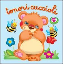 Listadelpopolo.it Teneri cuccioli. Ediz. illustrata Image