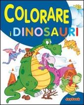 Colorare i dinosauri
