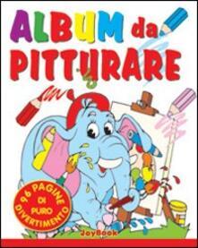 Album da pitturare. Ediz. illustrata.pdf