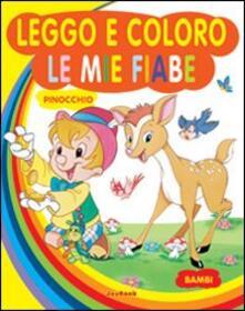 Radiosenisenews.it Bambi-Pinocchio. Ediz. illustrata Image