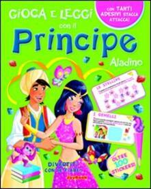 Filmarelalterita.it Principe Aladino. Con stickers Image