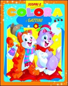 Listadelpopolo.it Colora i gattini. Ediz. illustrata Image