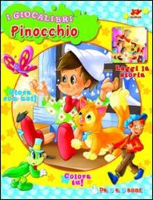 Vitalitart.it Pinocchio. Ediz. illustrata Image