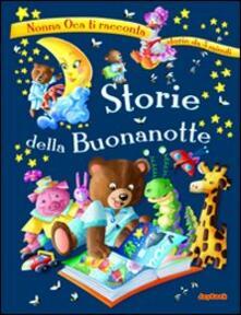 Associazionelabirinto.it Storie della buonanotte. Ediz. illustrata Image