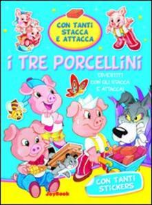 Camfeed.it I tre porcellini. Ediz. illustrata Image