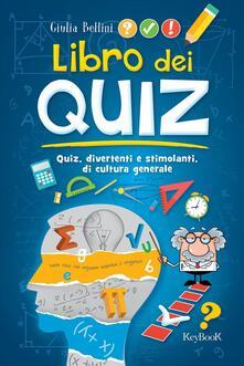 Recuperandoiltempo.it Libro dei quiz Image