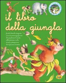 Voluntariadobaleares2014.es Il libro della giungla. Ediz. illustrata Image