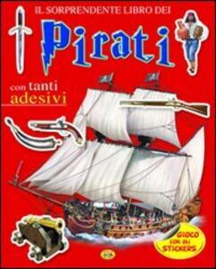 Pirati. Con adesivi