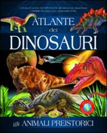 3tsportingclub.it Atlante dei dinosauri. Ediz. illustrata Image