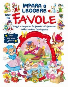 Grandtoureventi.it Imparo a leggere con le favole. Ediz. illustrata Image