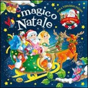 Magico Natale. Libro puzzle. Ediz. illustrata