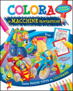 Colora le macchine fantastiche