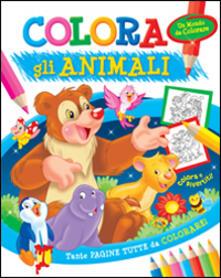 Winniearcher.com Colora gli animali. Ediz. illustrata Image