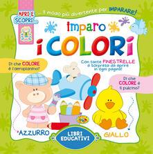 Radiospeed.it Imparo i colori. Ediz. illustrata Image