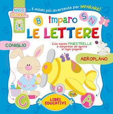 Winniearcher.com Imparo le lettere. Ediz. illustrata Image