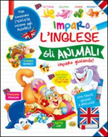 Antondemarirreguera.es Gli animali. Imparo l'inglese Image