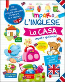 Antondemarirreguera.es La casa. Imparo l'inglese Image