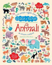 Ristorantezintonio.it Gli animali. Ediz. a colori Image