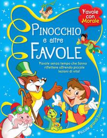 Pinocchio e altre favole. Ediz. illustrata.pdf
