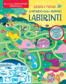 Montagneinnoir.it Il mondo degli animali. Labirinti Image