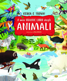 Lpgcsostenible.es Il mio grande libro degli animali Image