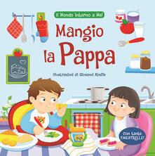 Promoartpalermo.it Mangio la pappa. Ediz. a colori Image
