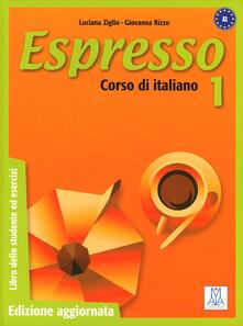 Espresso 1. Libro per lo studente. Con CD Audio. Vol. 1.pdf