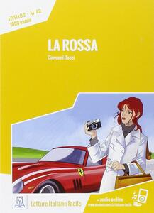 La rossa. Con CD Audio