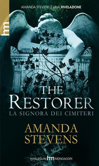 The restorer. La signora dei cimiteri