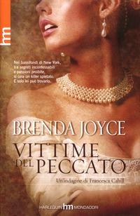 Vittime del peccato. Un'indagine di Francesca Cahill - Joyce Brenda - wuz.it