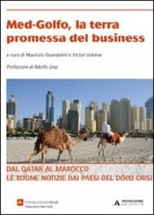 Parcoarenas.it Med-Golfo, la terra promessa del business. Dal Qatar al Marocco le buone notizie dai paesi del dopo crisi Image