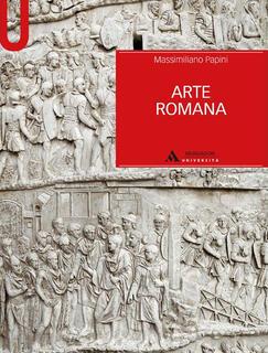 Libro Arte romana Massimiliano Papini