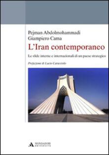 Filippodegasperi.it L' Iran contemporaneo. Le sfide interne e internazionali di un paese strategico Image