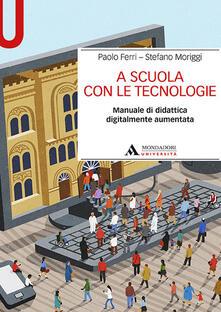 Radiospeed.it A scuola con le tecnologie. Manuale di didattica digitalmente aumentata Image