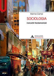 Premioquesti.it Sociologia. Concetti fondamentali Image