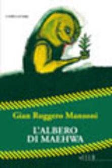 L' albero di Maehwa - G. Ruggero Manzoni - copertina