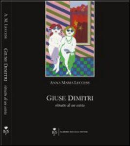 Giuse Dimitri. Ritratto di un esteta