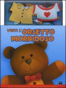 Daddyswing.es Vesti l'orsetto morbidoso. Con gadget Image