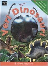 Veri dinosauri. Libro pop-up