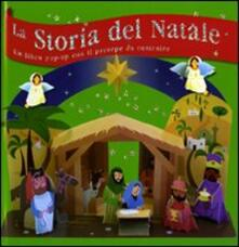 Cocktaillab.it La storia del Natale. Libro pop-up Image
