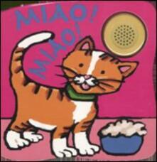 Associazionelabirinto.it Miao! Miao! Libro sonoro Image
