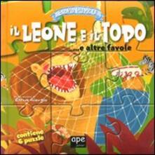 Il leone e il topo... e altre favole. Libro puzzle. Ediz. illustrata.pdf