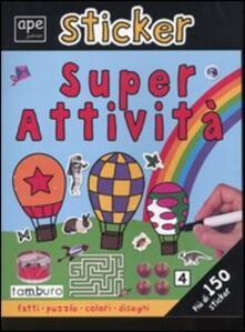 Amatigota.it Sticker. Super attività. Ediz. illustrata Image