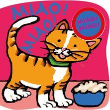 Listadelpopolo.it Miao! Miao! Libro sonoro Image