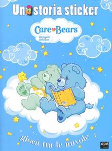 Promoartpalermo.it Una storia sticker. Gioca tra le nuvole. Care Bears. Gli orsetti del cuore. Con adesivi. Ediz. illustrata Image