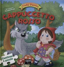 Cappuccetto Rosso. Fiabe puzzle. Libro puzzle. Ediz. illustrata.pdf
